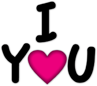 340x304 I Love You Love You Clip Art Free Clipart 7