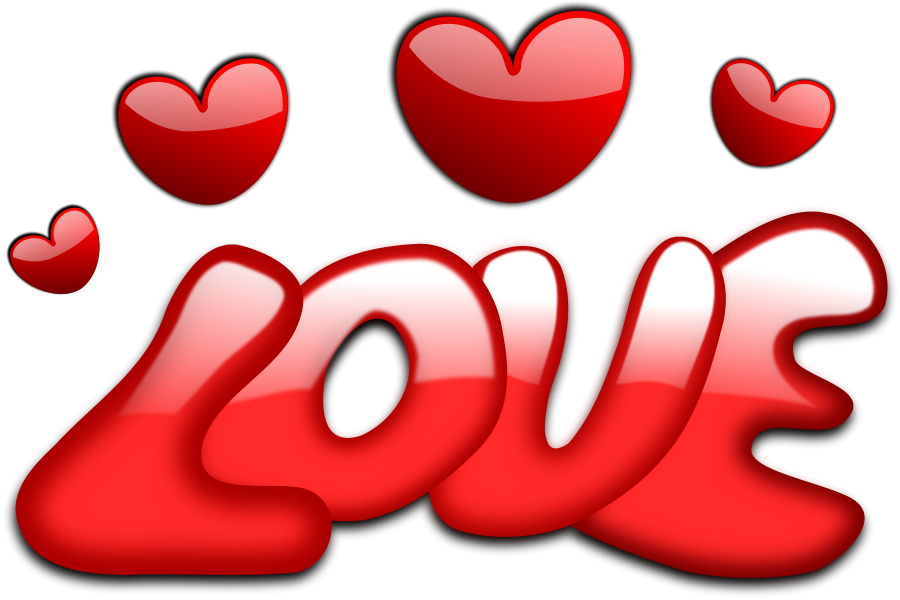 900x600 I Love You Love You Clips Clipart