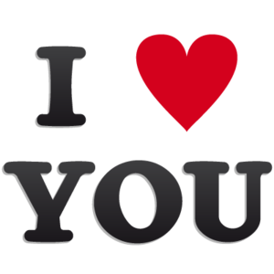300x300 Heart I Love You Free Images