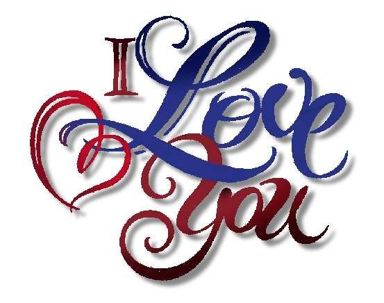 553x436 I Love You Clipart Animated