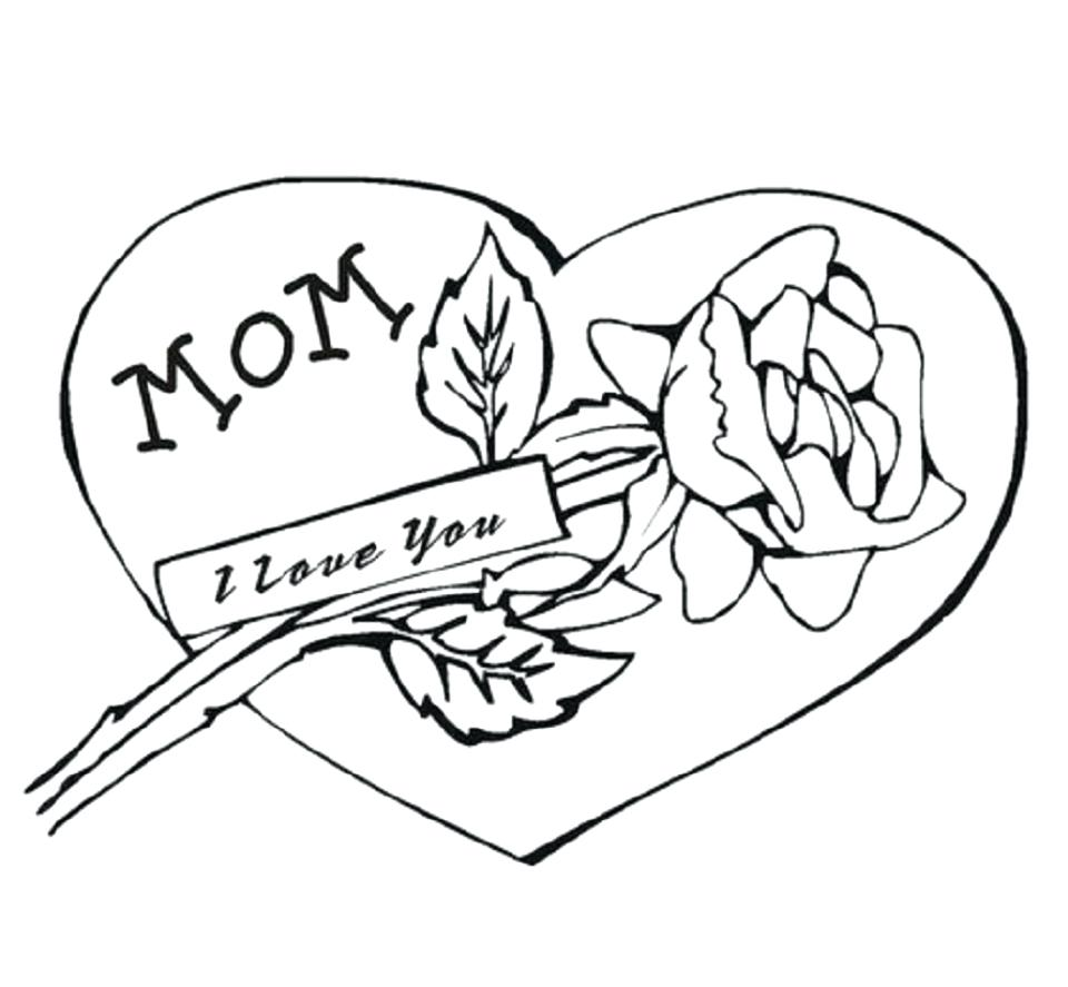 960x887 Valentines Day Coloring Pages I Love You 74 Charming Games Love
