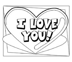 236x203 Coloring Pages That Say Love Love