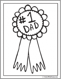 232x300 Coloring Pages 1 Dad Coloring Pages The Words I Love You 1 Dad