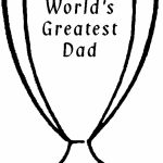 150x150 I Love You Dad Coloring Page Fathers Day Activities With I Love