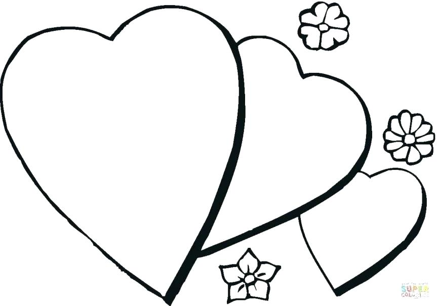 863x605 I Love You Mommy And Daddy Coloring Pages Rose Heart Thaypiniphone