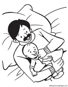 236x305 I Love You Dad Coloring Page Coloring Pages Dads