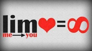 320x179 Limit Of Love As Me Approaches You Equals Infinity. Nerd Lovelt3