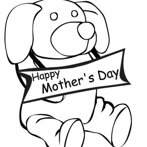 300x300 I Love You Mommy On Mothers Day Coloring Page Coloring Sun