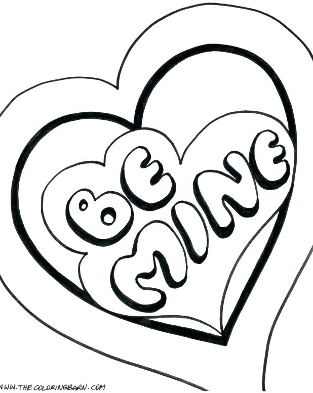618x777 Brilliant Exciting I Love You Mom Coloring Pages Online We