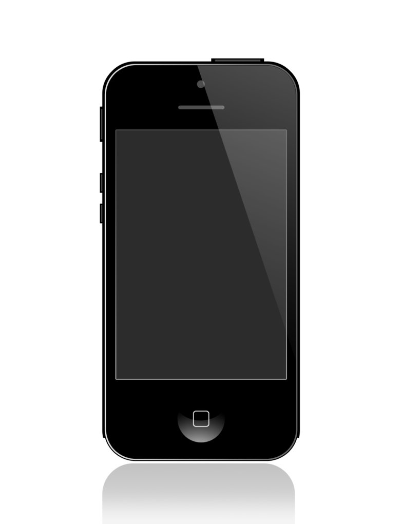 783x1021 Iphone 5 Clipart
