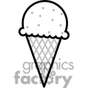 300x300 Ice Cream Truck Clip Art Black And White Clipart Panda