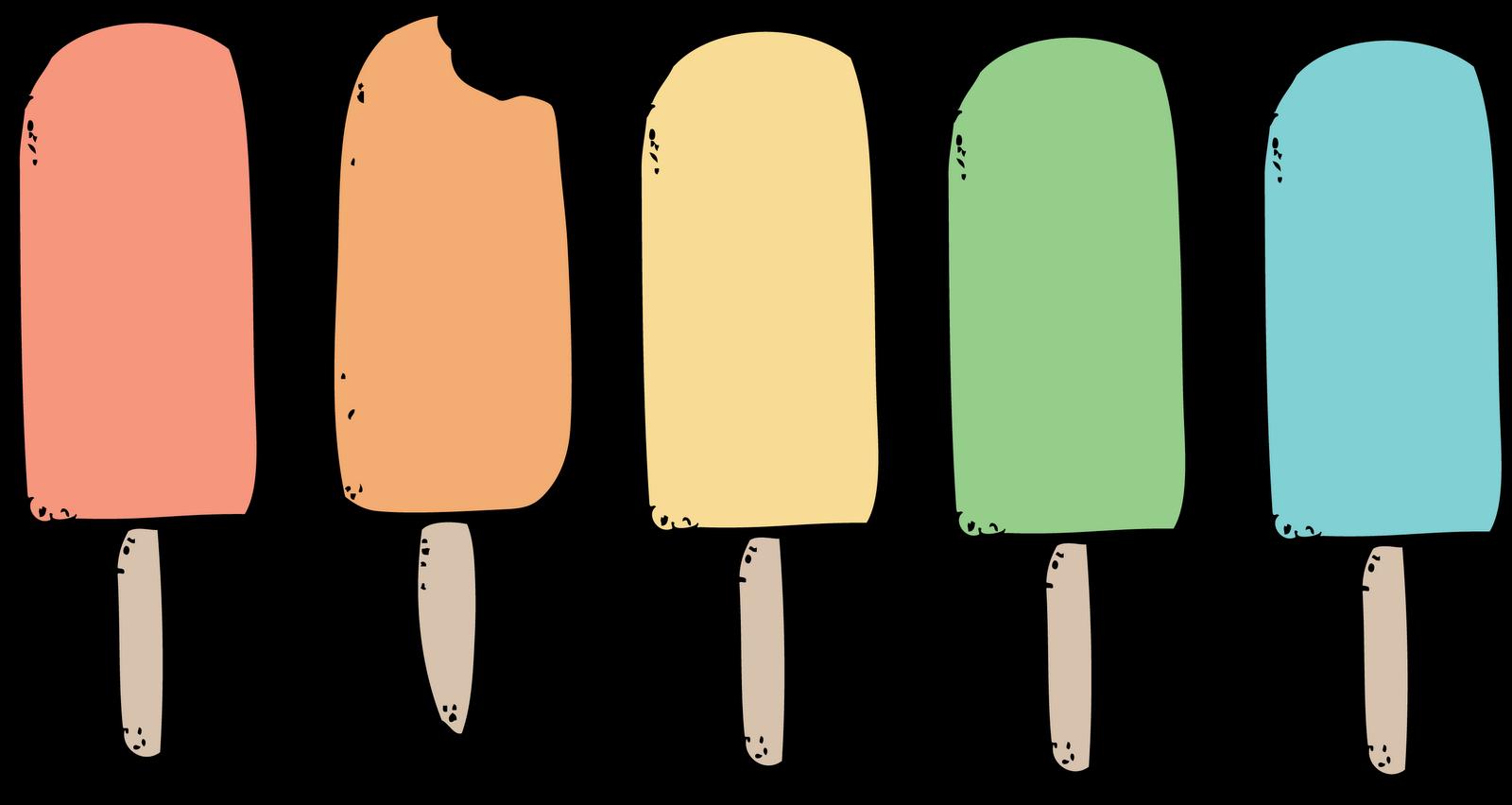 1600x852 Best Ice Cream Border Clip Art