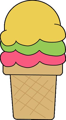 278x500 Ice Cream Clip Art Border
