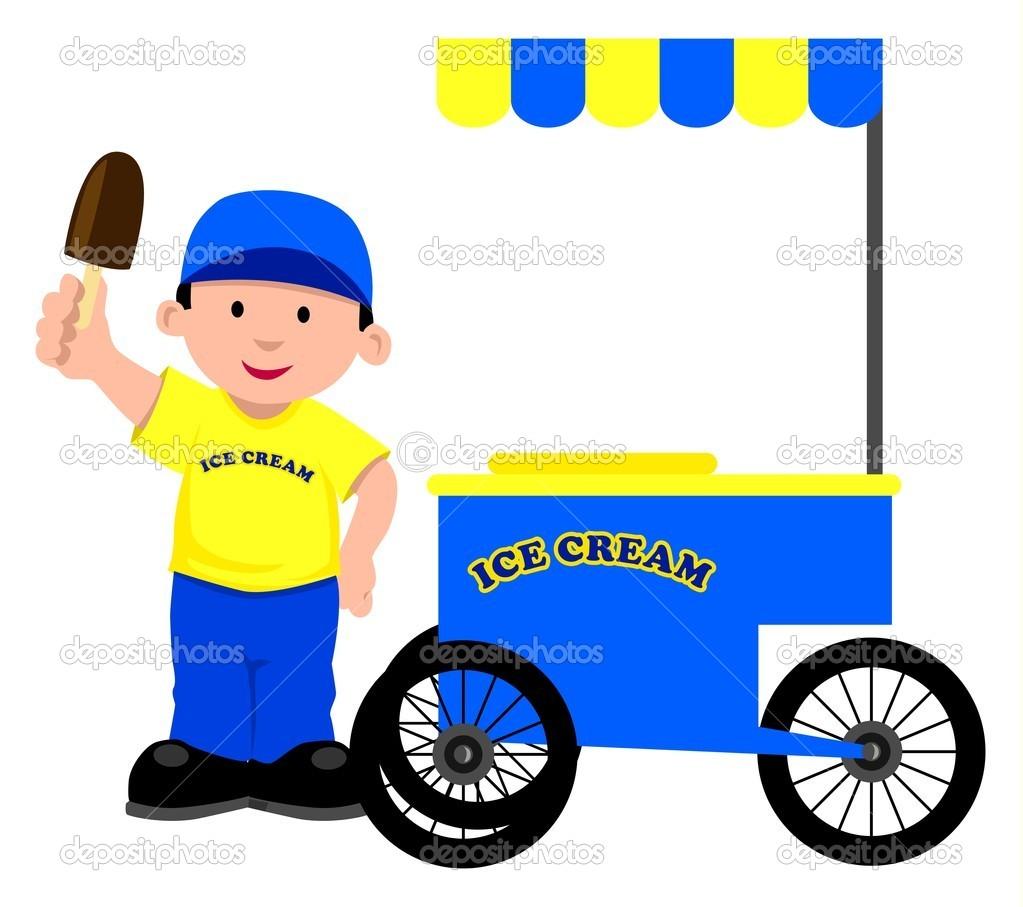 1023x907 Ice Cream Cart Clip Art Clipart Panda