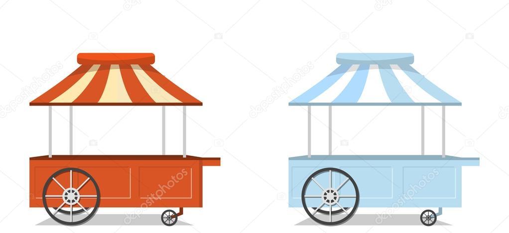 1022x468 Ice Cream Cart Stock Vectors, Royalty Free Ice Cream Cart