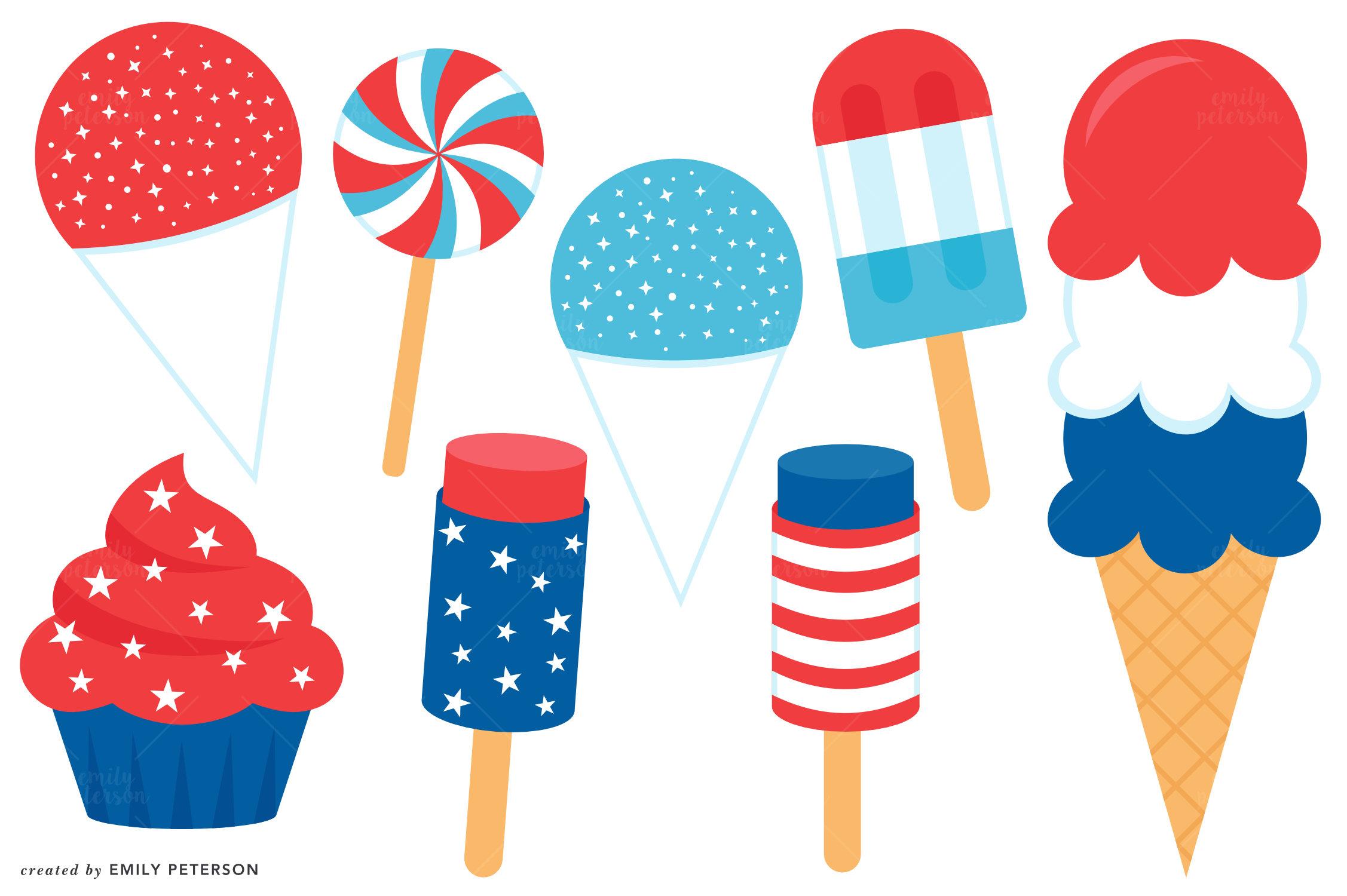 2254x1500 Pop Art Clipart Summer Ice Cream