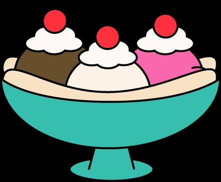 443x365 Clip Art Ice Cream