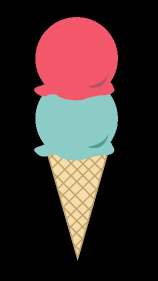 316x562 Clipart Ice Cream Cone
