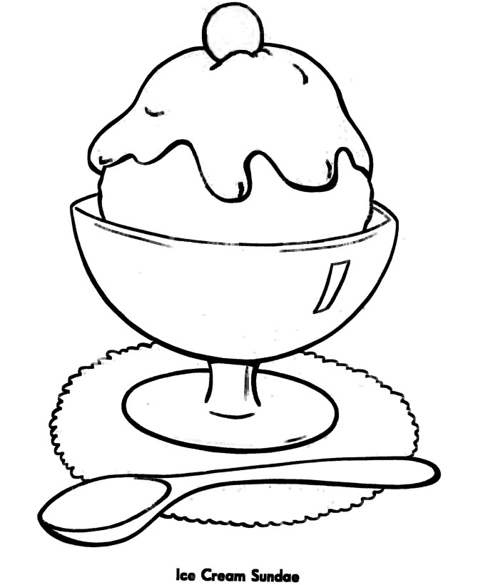 670x820 Free Printable Ice Cream Coloring Pages For Kids