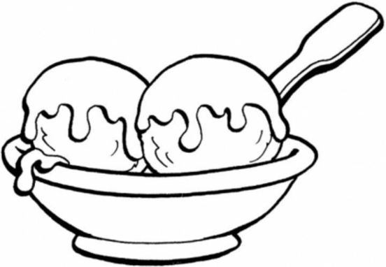 552x382 Happy Ice Cream Coloring Pages Gallery Kids Id