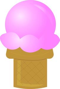 203x300 Ice Cream Clipart Image