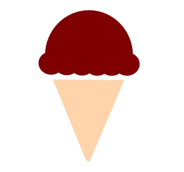 600x561 Ice Cream Cone Empty Ice Creamne Clip Art 2