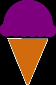 198x298 Ice Cream Silhouette Clip Art