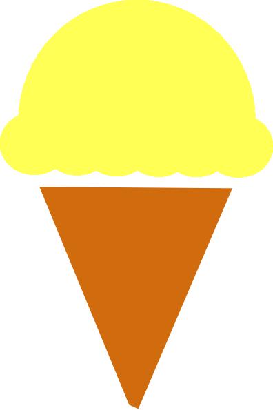 396x595 Image Of Ice Cream Scoop Clipart