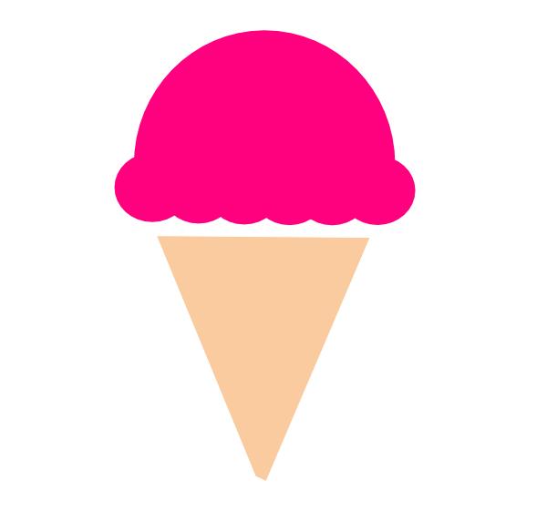 600x561 Ice Cream Clip Art