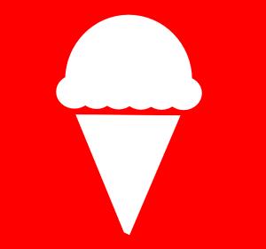 300x281 Ice Cream Scoop Clip Art Chadholtz