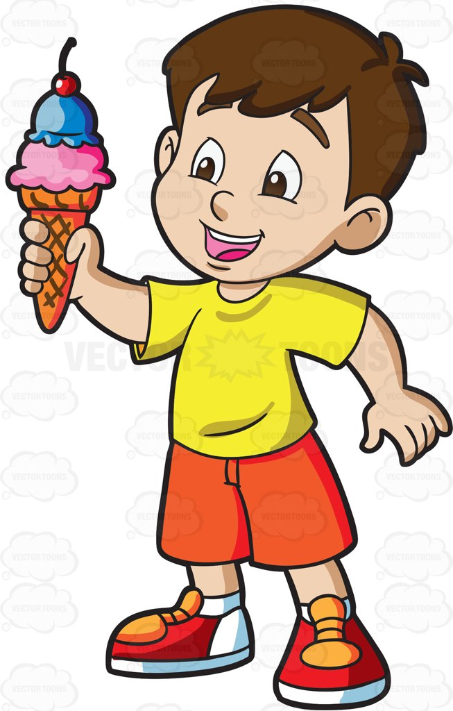 653x1024 Child Clipart Ice Cream