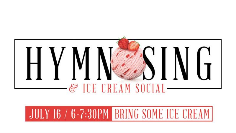 800x450 Hymn Sing Amp Ice Cream Social