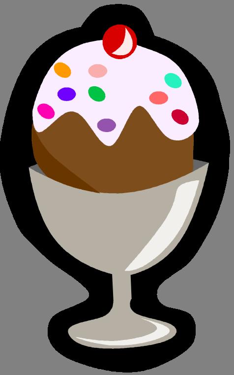 476x761 Free Ice Cream Sundae Clipart Image