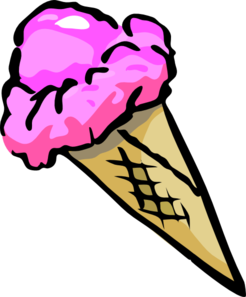 246x297 Ice Cream Animated Clipart