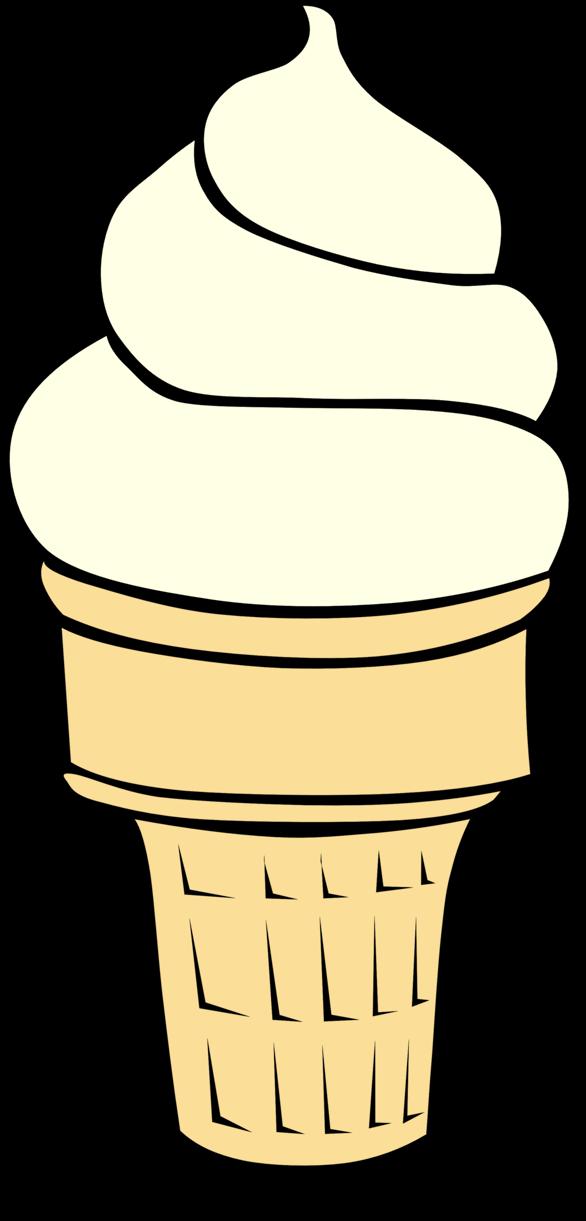 586x1221 Ice Cream Cone Clipart Free Images 2