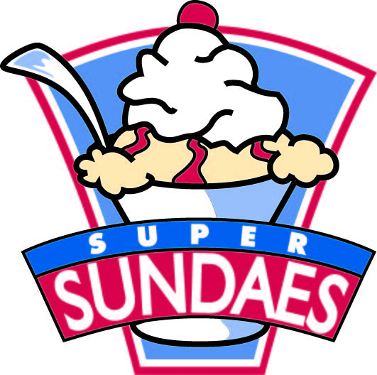 531x528 Super Sundaes