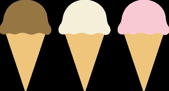 550x296 Ice Cream Clipart Transparent Background