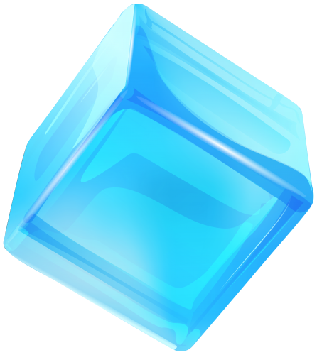 Ice Cube Clipart