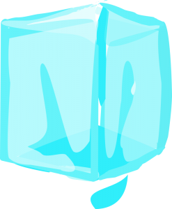 247x300 Ice Cube Clip Art Download