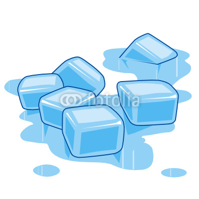400x400 Ice Cube Clipart Ice Melting