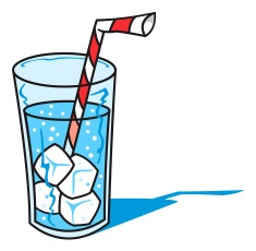 235x230 Ice On Water Clipart
