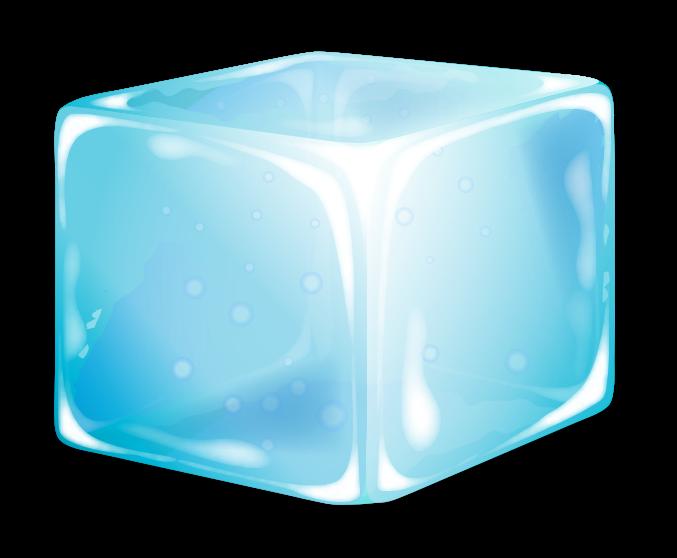 677x558 Free Ice Cube Clip Art