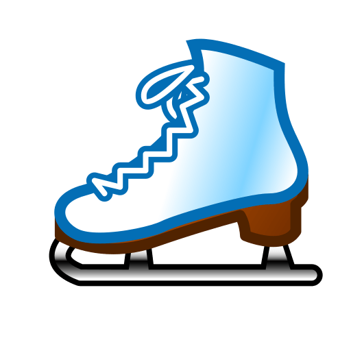 512x512 Ice Skate Emoji For Facebook, Email Amp Sms Id  12623 Emoji.co.uk
