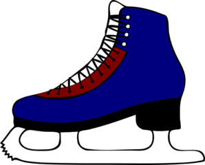 298x240 Blade Clipart Ice Skating