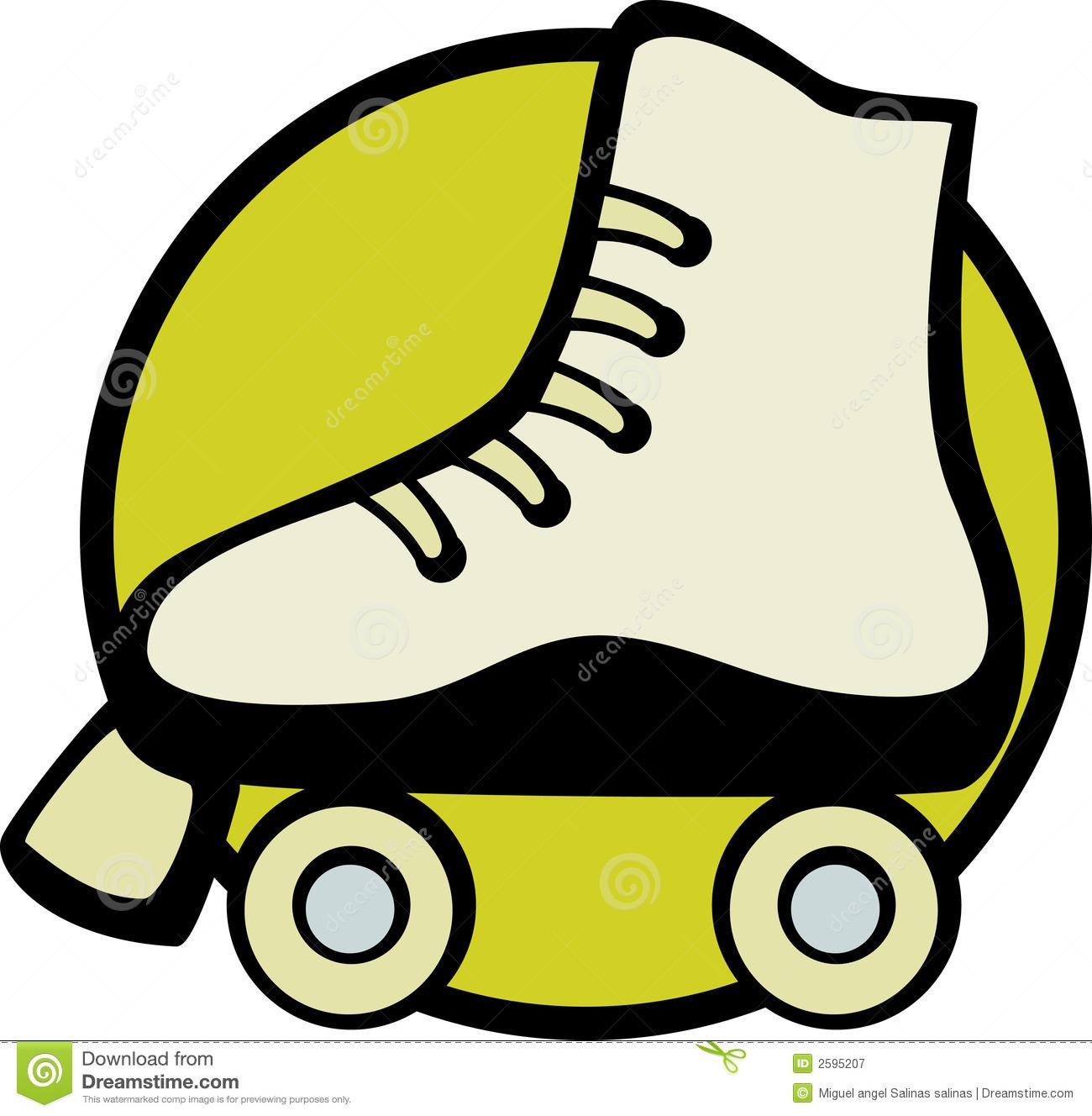 1300x1328 Skate Clip Art