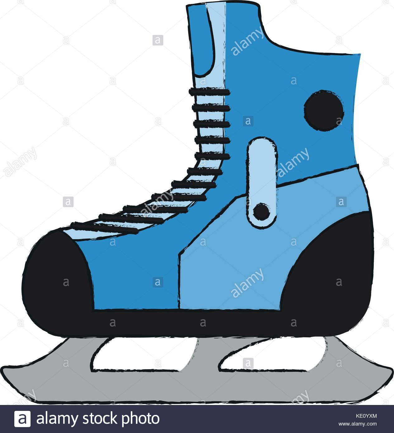 1265x1390 Old Ice Skates, Isolated Stock Photos Amp Old Ice Skates, Isolated