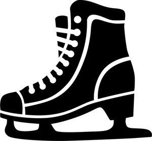 300x279 Ice Skate Royalty Free Photos And Vectors