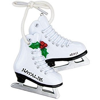 350x350 Ice Skates Ornament Home Amp Kitchen