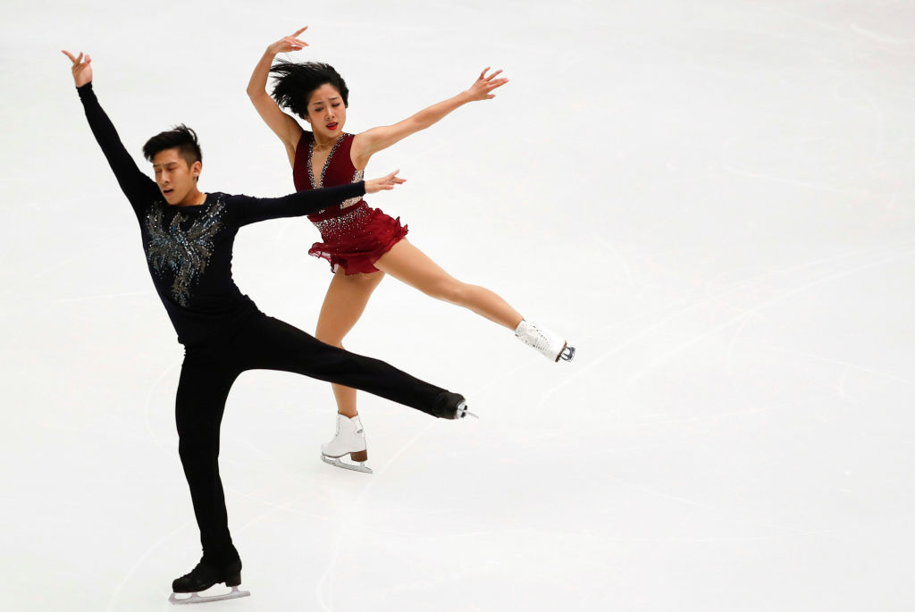 1024x685 Ice Style Grand Prix Audi Cup Of China 2017 Figure Skating