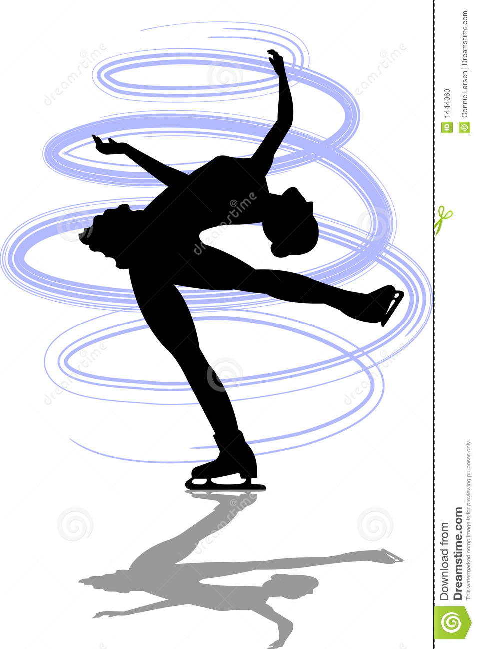 957x1300 Spin Girl Clipart